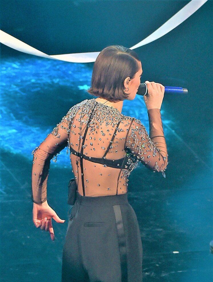 Festival di Sanremo – 1ª serata: il nuovo hairlook di Francesca Michielin