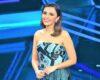 Serata finale del Festival di Sanremo: Hair Cotril per Serena Rossi