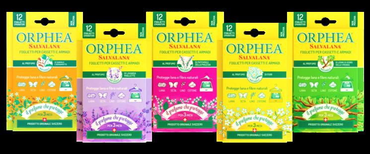 Orphea detergenza, prodotti ecosostenibili per la cura dei tessuti