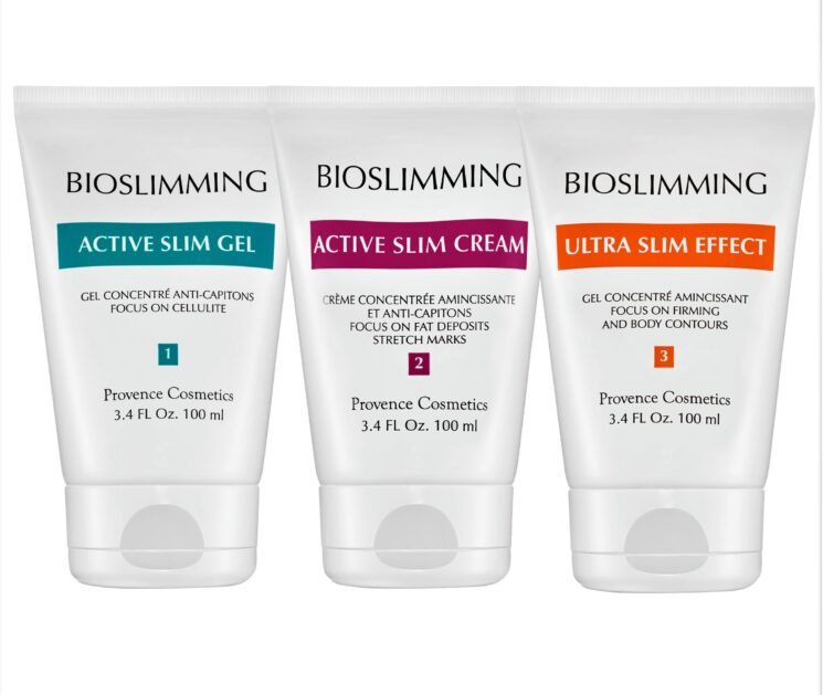 Bioslimming Trio, nuova veste per l'estate