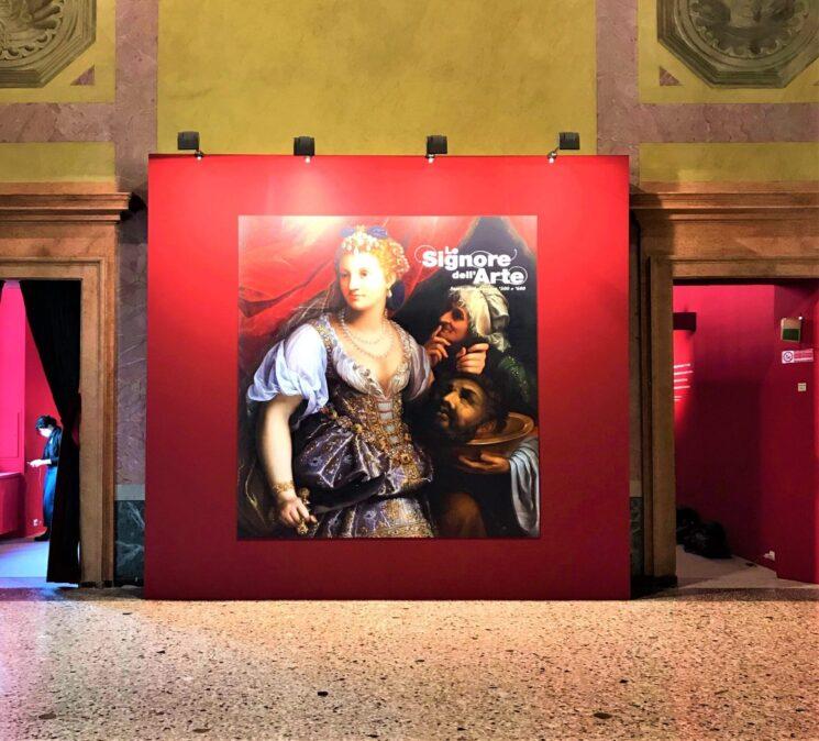 Riapre a Milano la grande mostra Le Signore dell'Arte. Ricola Special Partner