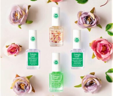 Bottega Verde: nuovi Naturally e Bright & Natural per unghie al naturale