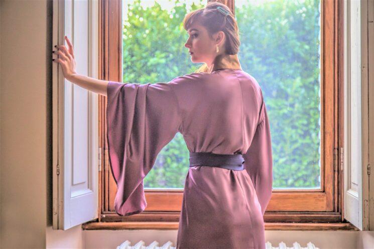 Second Skin: nuova collezione Kimono