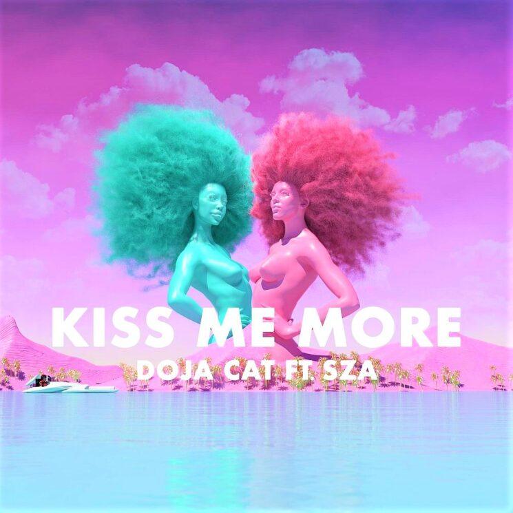 """DOJA CAT insieme a SZA nel nuovo singolo """"KISS ME MORE"""""""