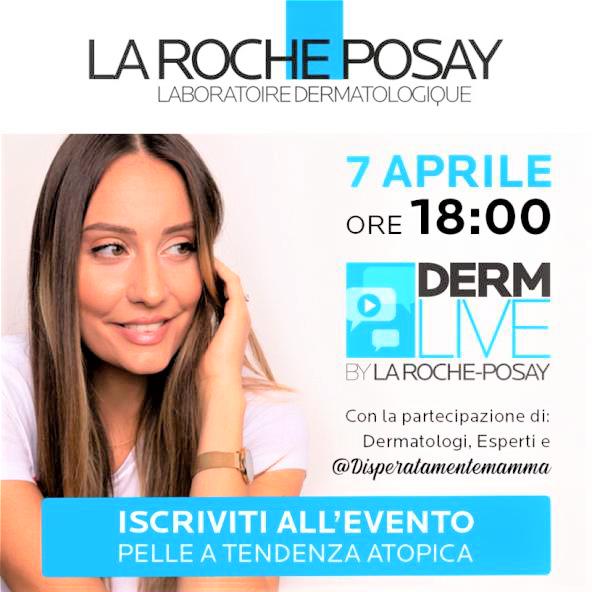 La Roche-Posay si attiva in occasione della Giornata Nazionale dell'Atopia