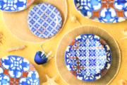 Villa Altachiara: nuovi, colorati servizi da tavola made in Italy