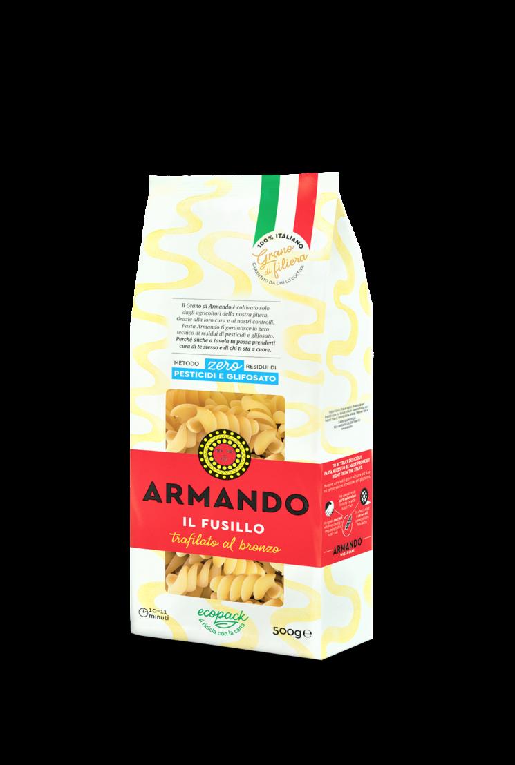 """A Pasta Armando il premio """"Miglior Prodotto Food 2021"""" con il suo Fusillo"""