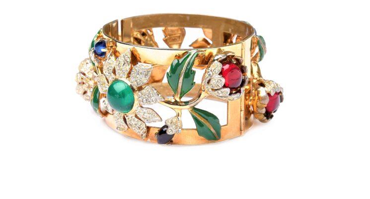 Il fascino vintage dei bijoux d'epoca di L'Arabesque