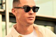 Italia Independent: nuova collezione e campagna di comunicazione SS 2021 firmata Cristiano Ronaldo -CR7 Eyewear