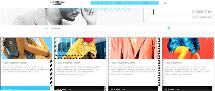Istituto Secoli cambia veste: nuovo sito web e primo blog live now!