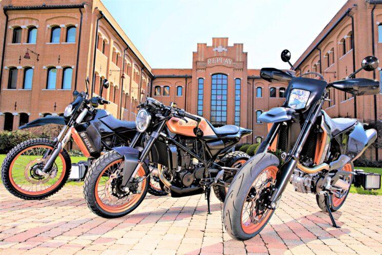 Siglata partnership Replay con Husqvarna Motorcycles
