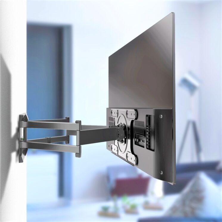 OLED SDRP Meliconi per guardare la tv da ogni angolo