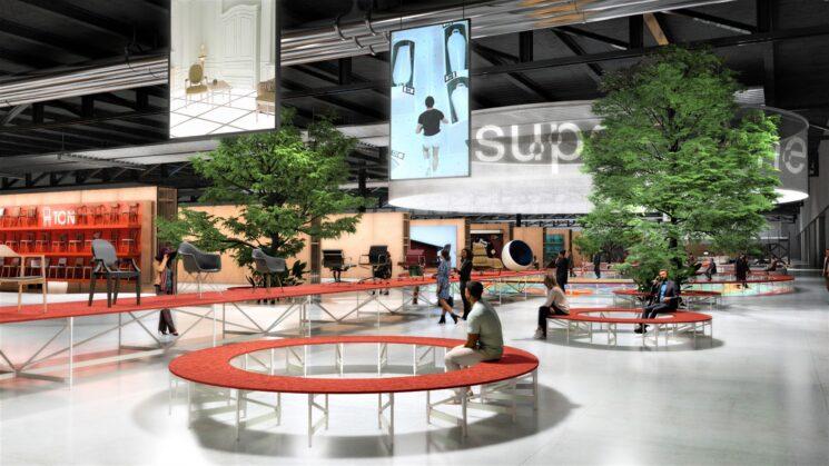 """""""supersalone"""", l'evento Speciale 2021 del Salone del Mobile.Milano"""