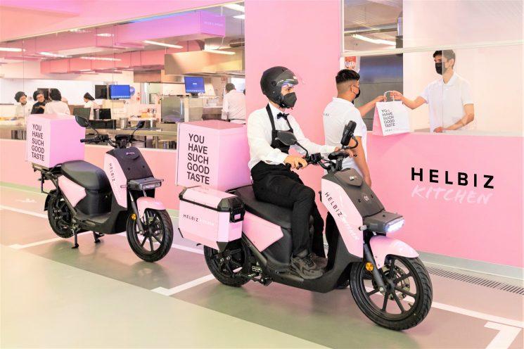 Helbiz Kitchen, il nuovo servizio che rivoluziona il mondo del food delivery
