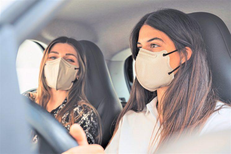 iMASK3, mascherina batteri killer in grado di auto-sanificarsi, che dura oltre un mese