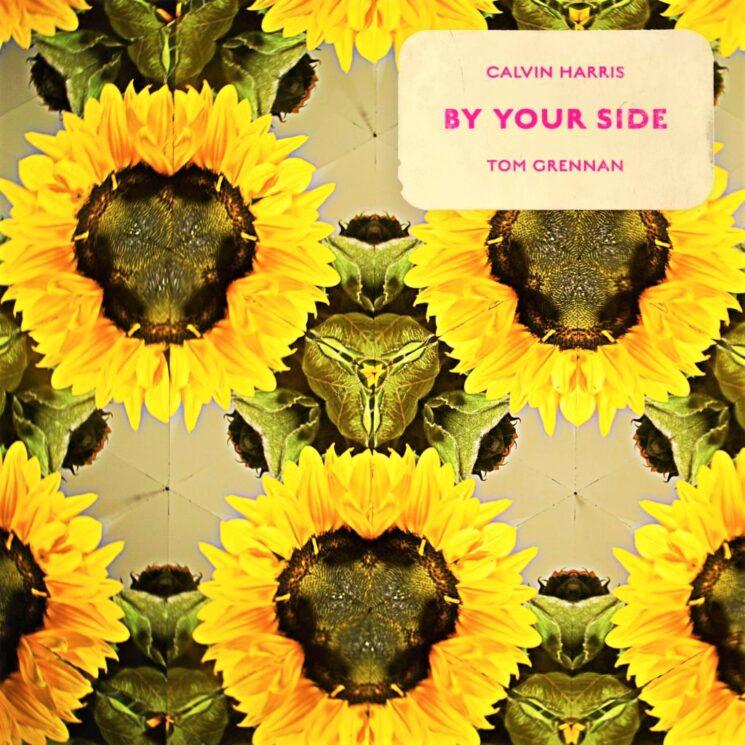 """Calvin Harris: in radio e in digitale con il suo nuovo singolo estivo """"By Your Side"""""""