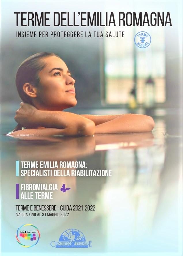 Terme dell'Emilia Romagna: la nuova stagione termale 2021. Disponibile la nuova Guida 2021-22