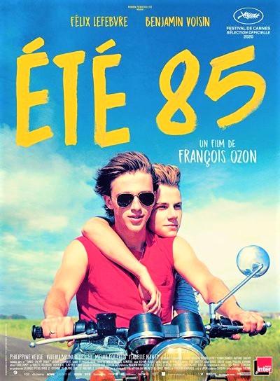 """""""Estate '85"""", un teen movie drammatico di François Ozon"""