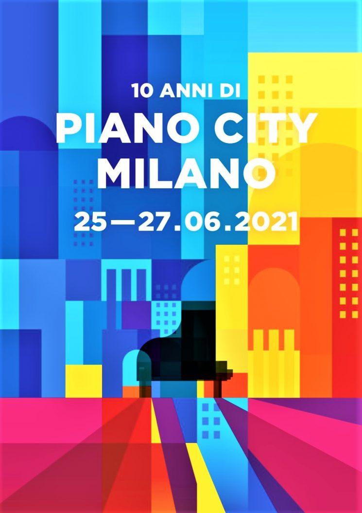 Piano City Milano 2021 al via con concerti e appuntamenti. Fino al 27 giugno