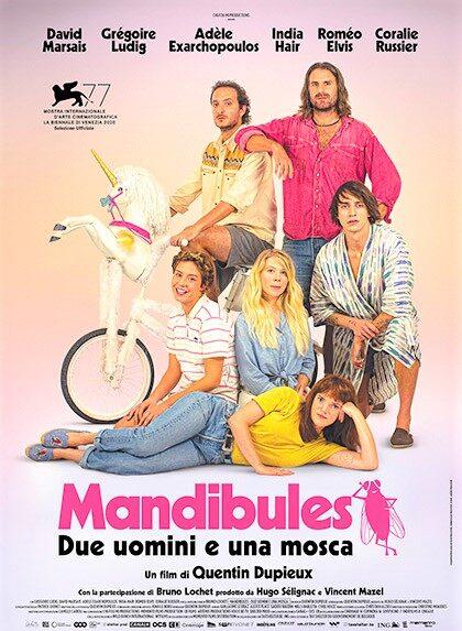 Mandibules – Due uomini e una mosca, una commedia squisitamente demenziale