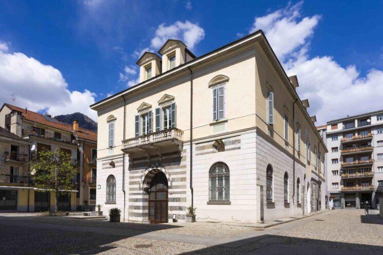 Aprono a Domodossola i Musei Civici Gian Giacomo Galletti in Palazzo San Francesco