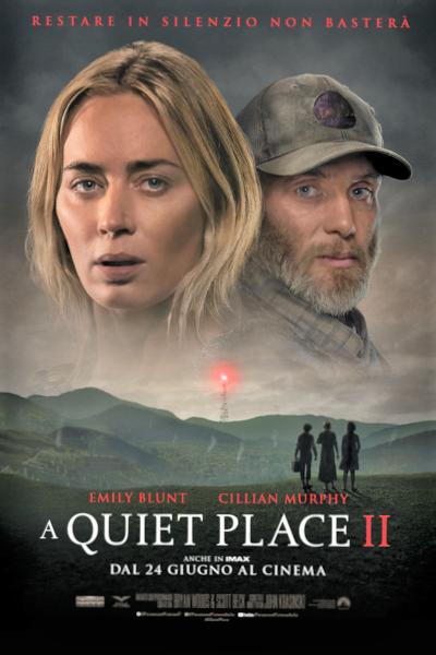 """""""A Quiet Place II"""", dove il mondo rimane in silenzio"""