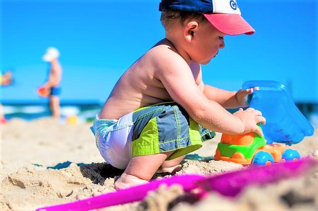 I solari Mustela per la pelle vulnerabile dei bambini