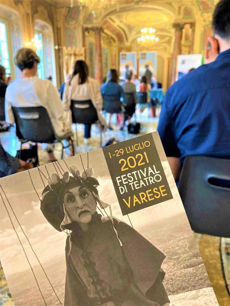 Ricola agli eventi del festival Tra Sacro e Sacromonte a Varese