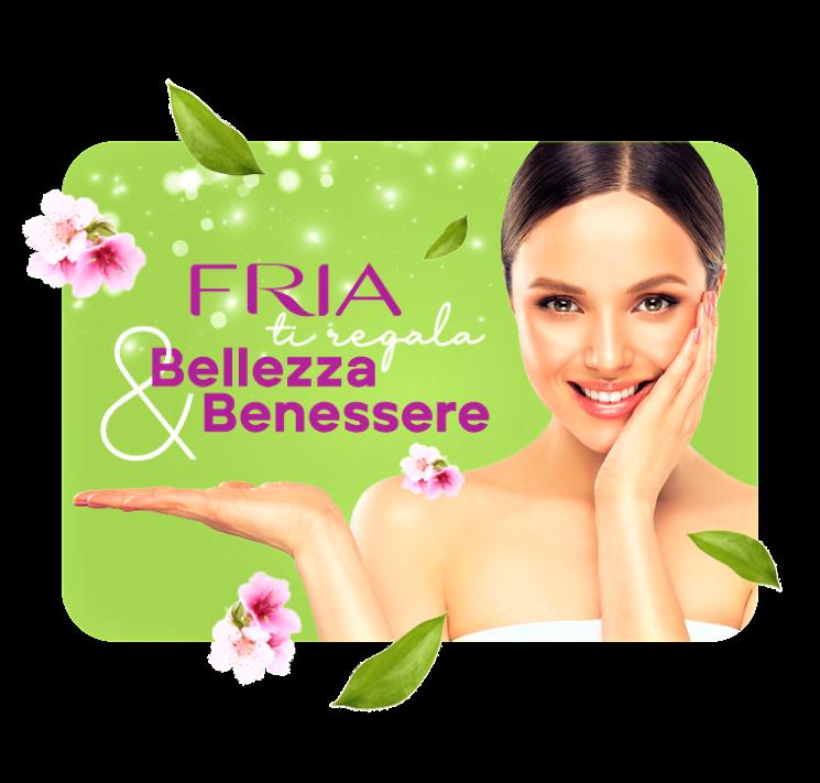 Al via il concorso a premi FRIA per i beauty e wellness addicted