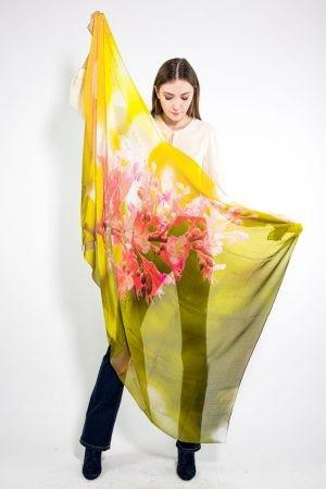 BB Flower Accessories: curarsi con i foulard!