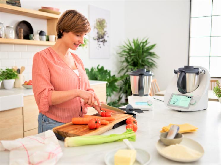 Cucinare con Bimby® e l'aiutante Bimby Friend
