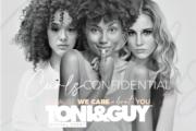 TONI&GUY Italia presenta Curls Confidential