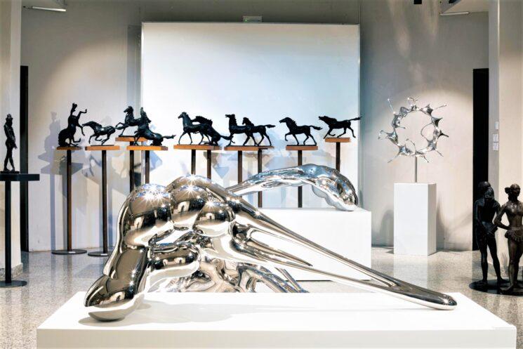 Kim Seunghwan: Organism & Eternality in mostra fino all'11 luglio 2021