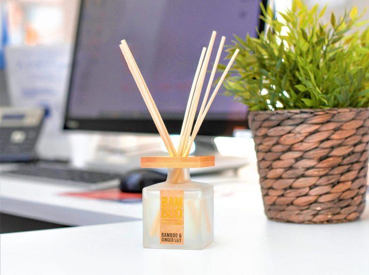 BAMBOO by HEART & HOME: il bamboo che profuma l'ambiente
