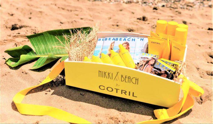 Nikki Beach e Cotril insieme per un'estate all'insegna della bellezza