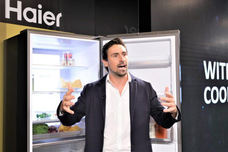 """Haier: presentata la campagna """"#ConnectToExtraordinary"""""""