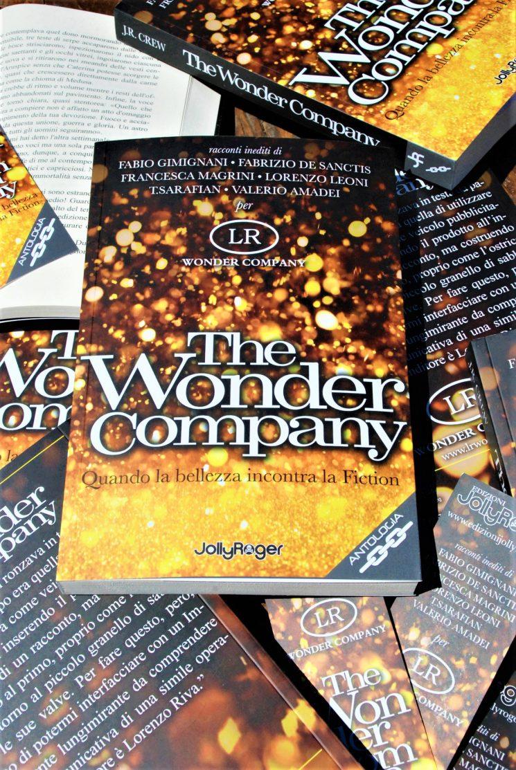 """""""The Wonder Company. Quando la bellezza incontra la fiction"""""""