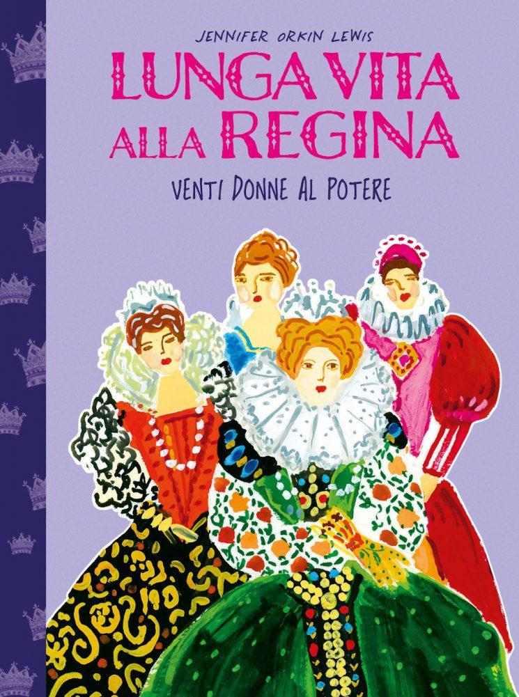 """""""Lunga vita alla Regina"""" edito da 24ORE Cultura"""