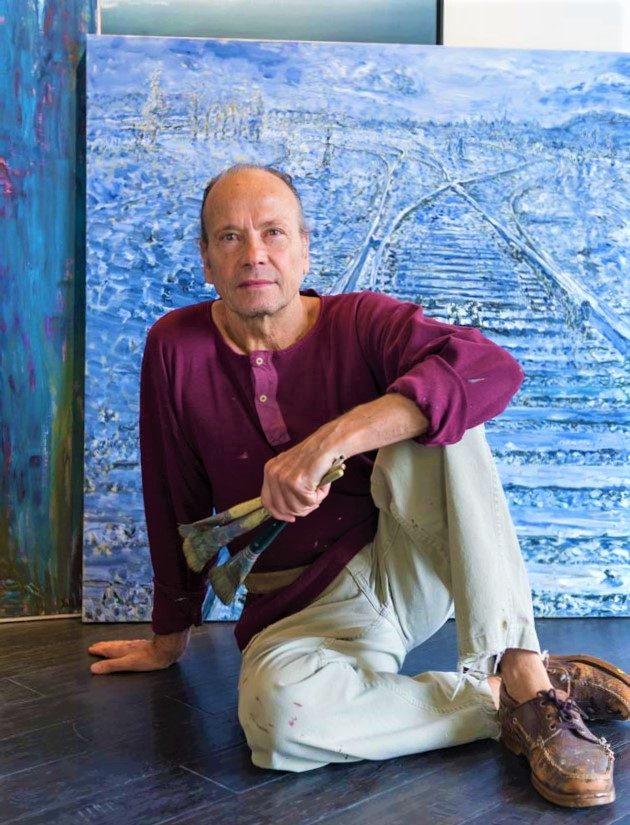 Il pittore fiorentino Marco Sassone vince una causa negli USA per la falsificazione di sue opere