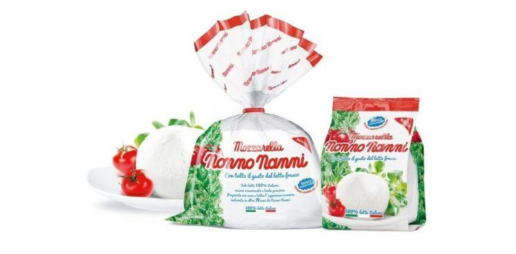 Nonno Nanni: nasce la nuova linea di paste filate con Burrata e Mozzarella