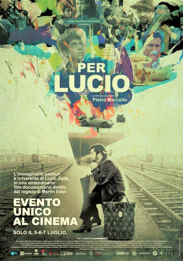 """""""Per Lucio"""", un poetico docu-film su Lucio Dalla"""