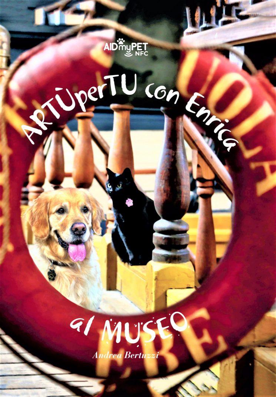 """""""ARTÙperTU con Enrica al Museo"""", un libro sugli animali e per gli animali"""