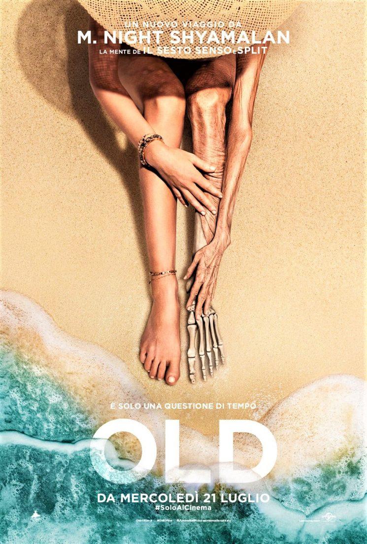 """""""Old"""", un intrigante mistery thriller"""