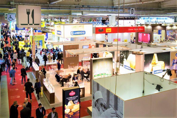 A CIBUS i prodotti innovativi guidano la crescita e l'export del settore agroalimentare