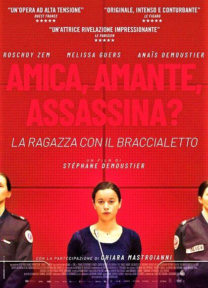 """La Ragazza con il Braccialetto, un """"courtroom drama"""" appassionante e incalzante"""