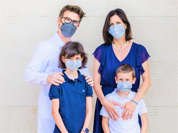 Nasce AV Mask Pro, brand di mascherine antivirali e antibatteriche