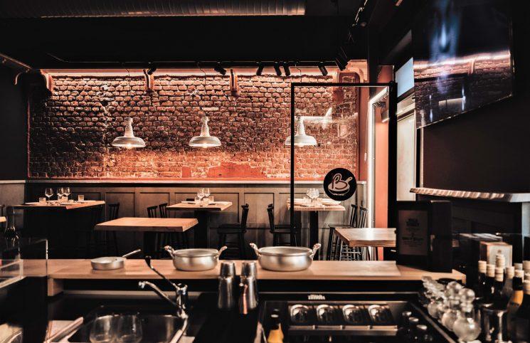 Il Baslà, il nuovo ristorante sui Navigli dove si mangia nelle padelline