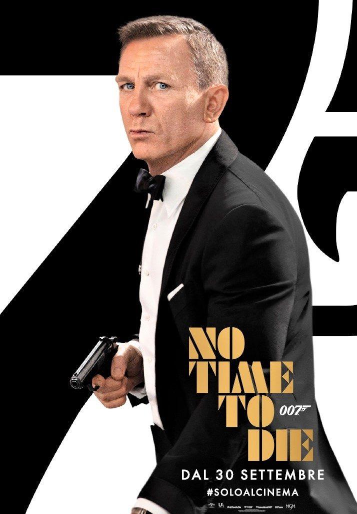 No Time to Die. Non c'è tempo per morire