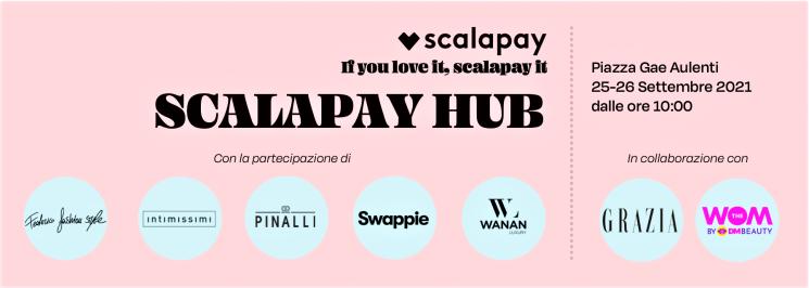 Pinalli partner di Scalapay in occasione della Milan Fashion Week 2021