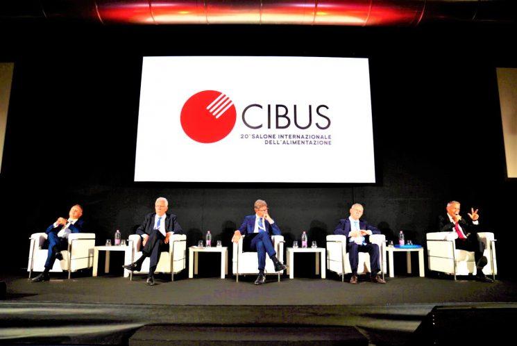 Aperta la XX edizione di CIBUS, prima fiera internazionale a tornare in presenza